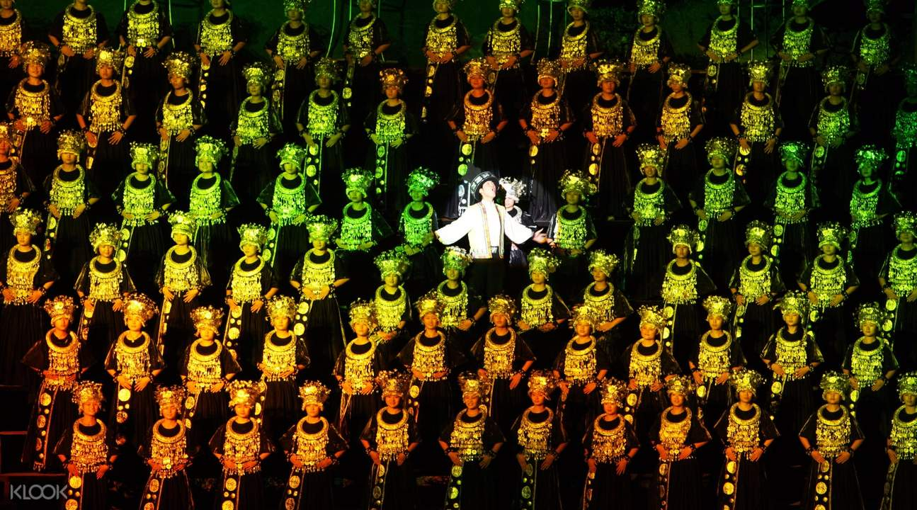 Tianmen Fox Fairy Show casts