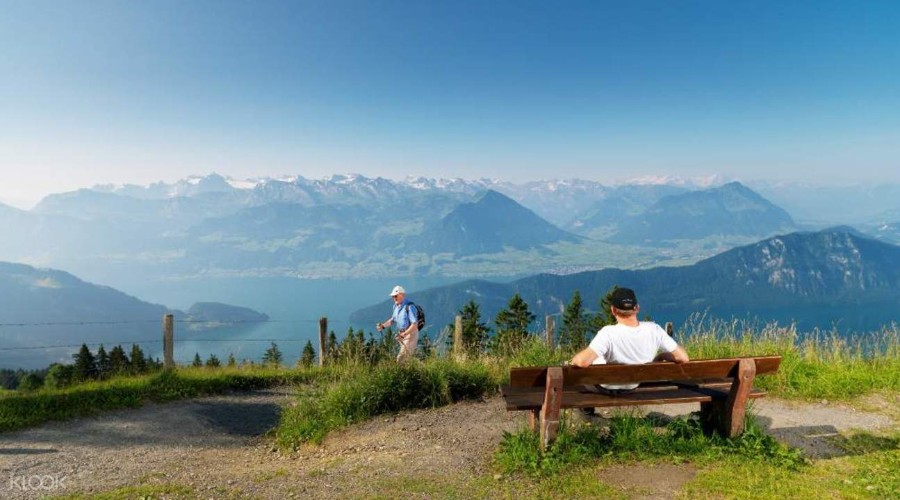 rigi queen of the mountains, mount rigi tour from zurich, mount rigi round trip