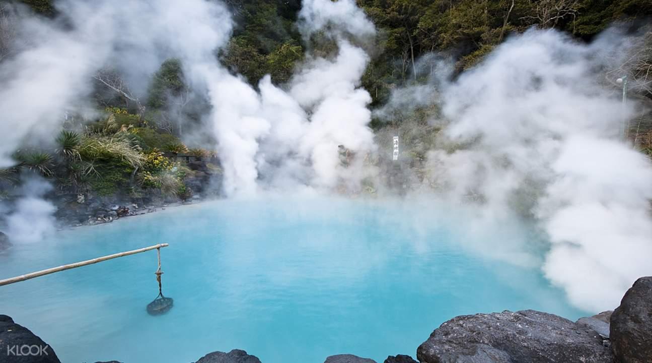 日本溫泉體驗