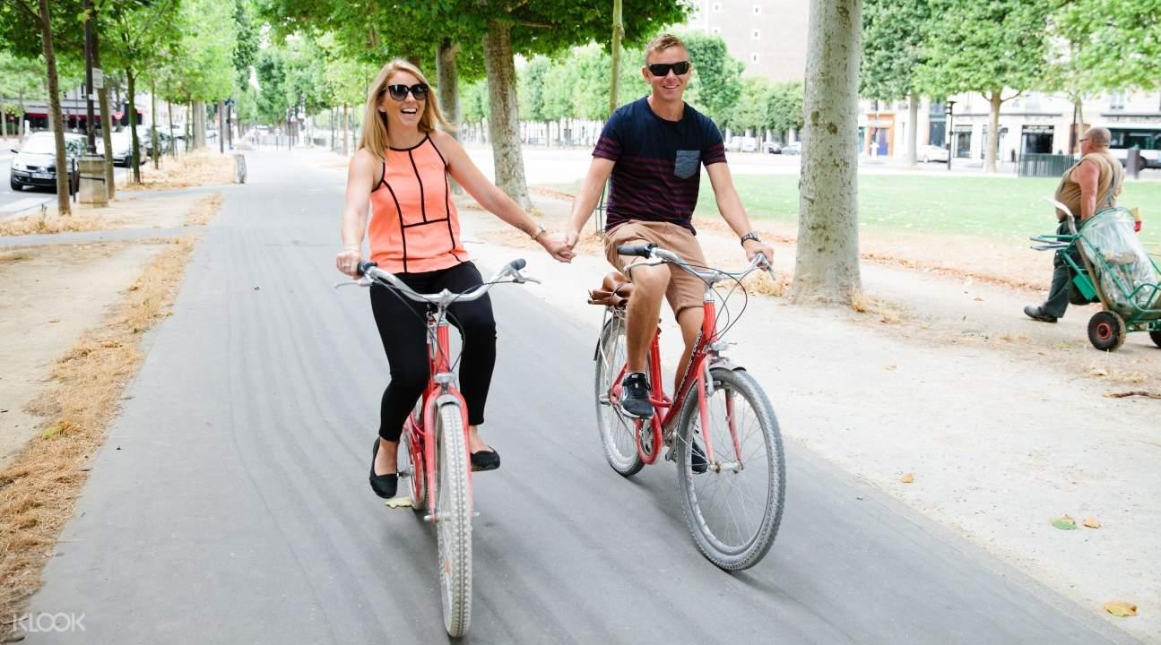 巴黎騎單車