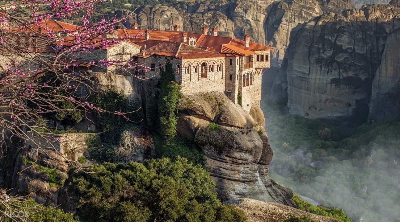 迈泰奥拉修道院