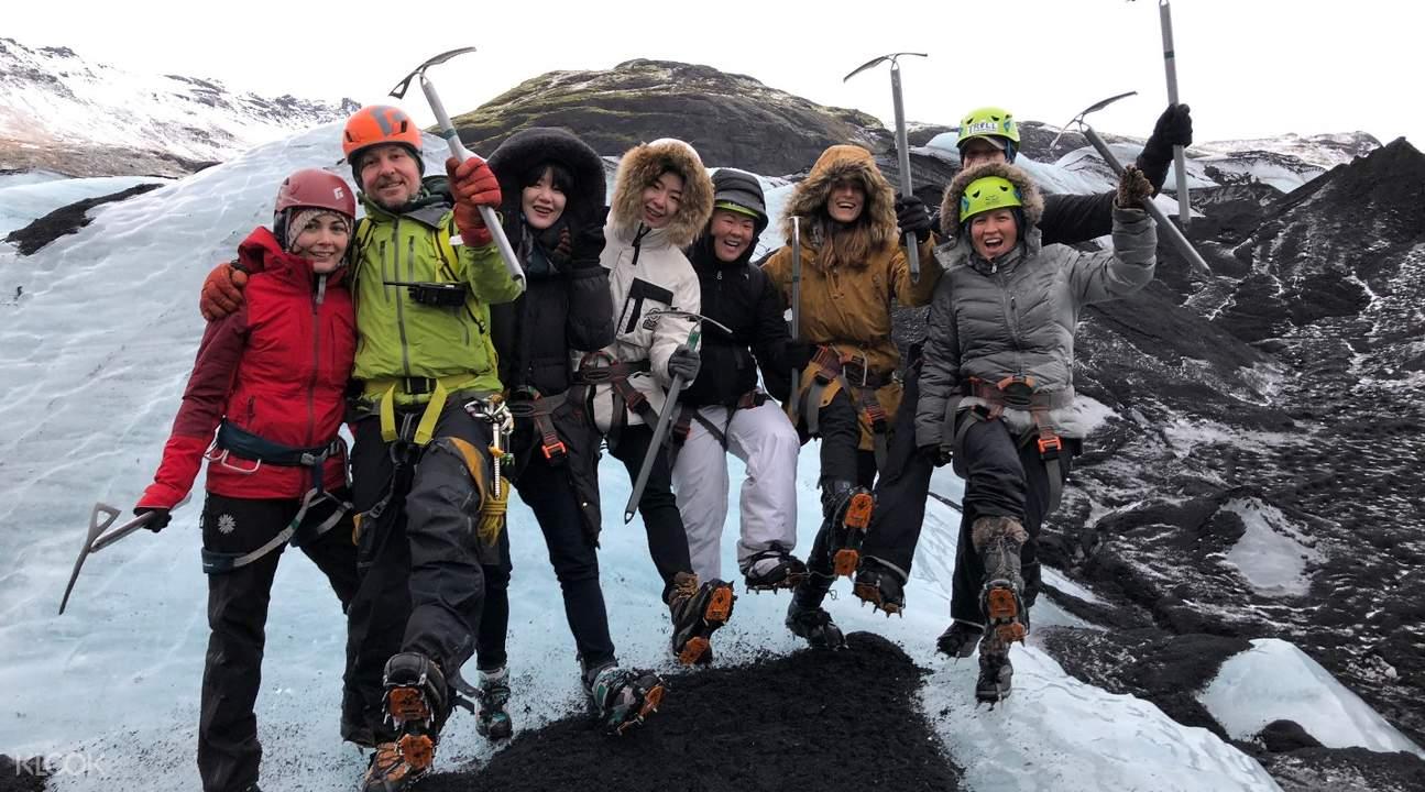 冰島南岸觀光