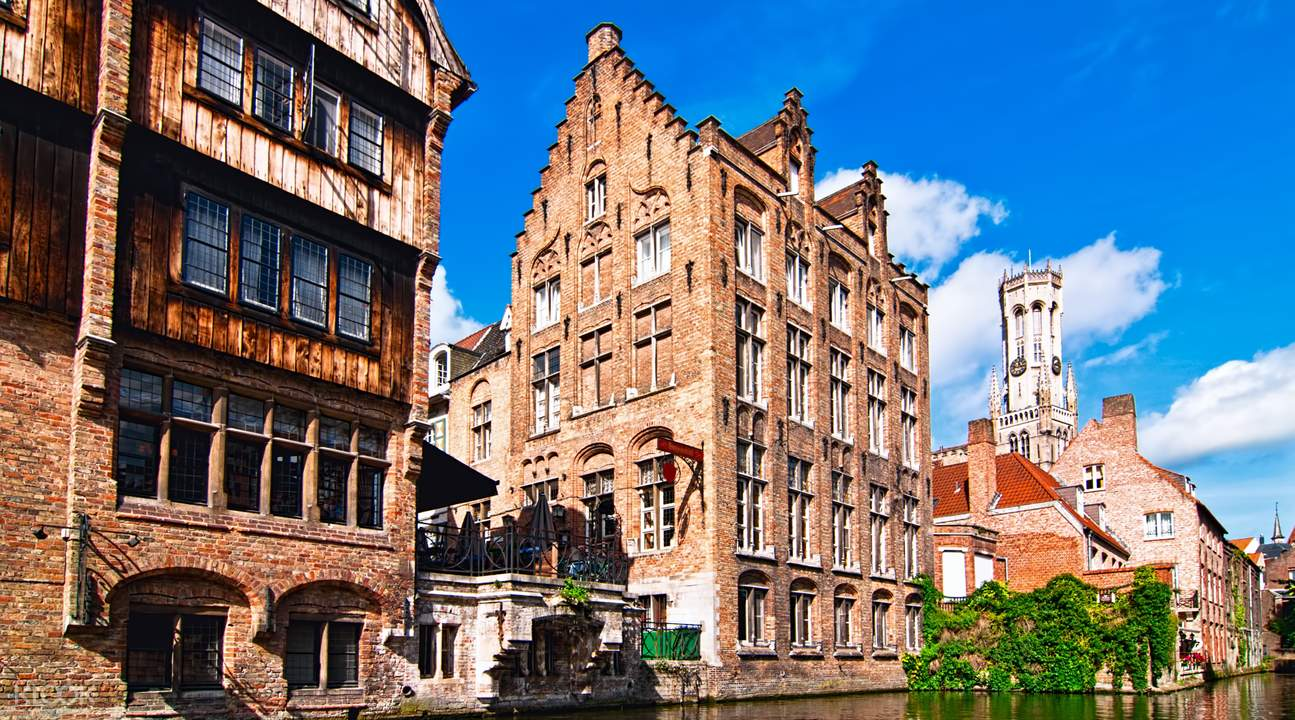 guided tours bruges belgium form paris