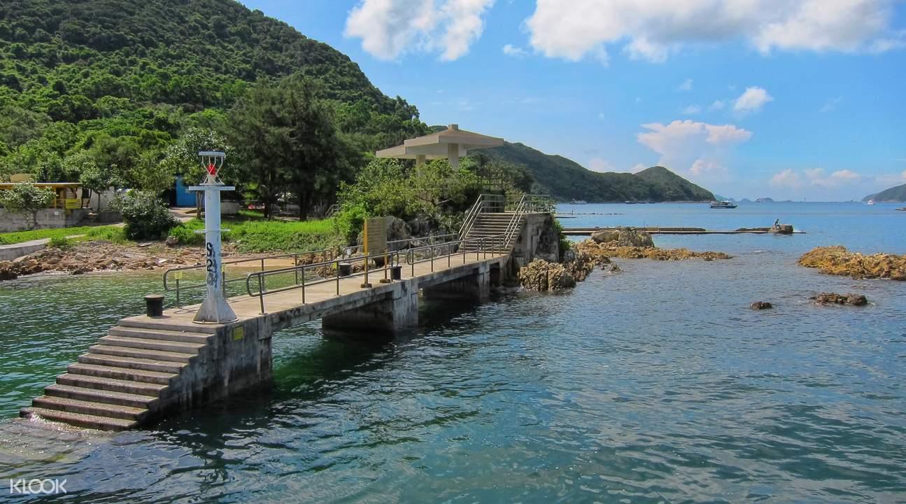 香港西贡,西贡徒步,西贡桥咀洲,桥咀岛,香港厦门湾,香港黑山顶,香港「菠萝包」