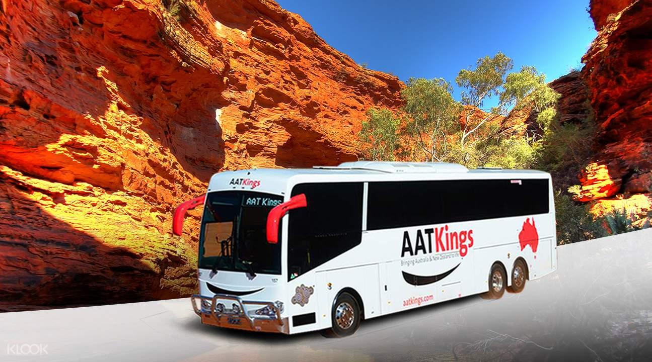 kings canyon resort alice springs transfer