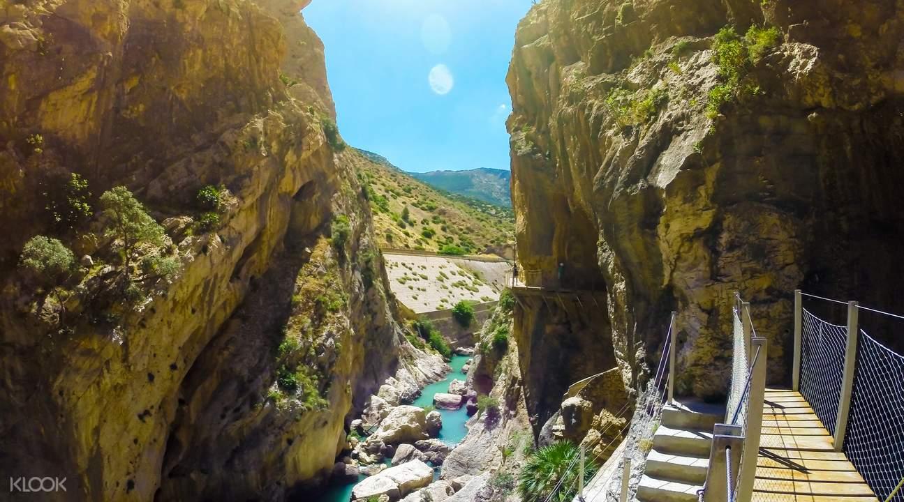 馬拉加國王的小道(Caminito Del Rey)探險之旅