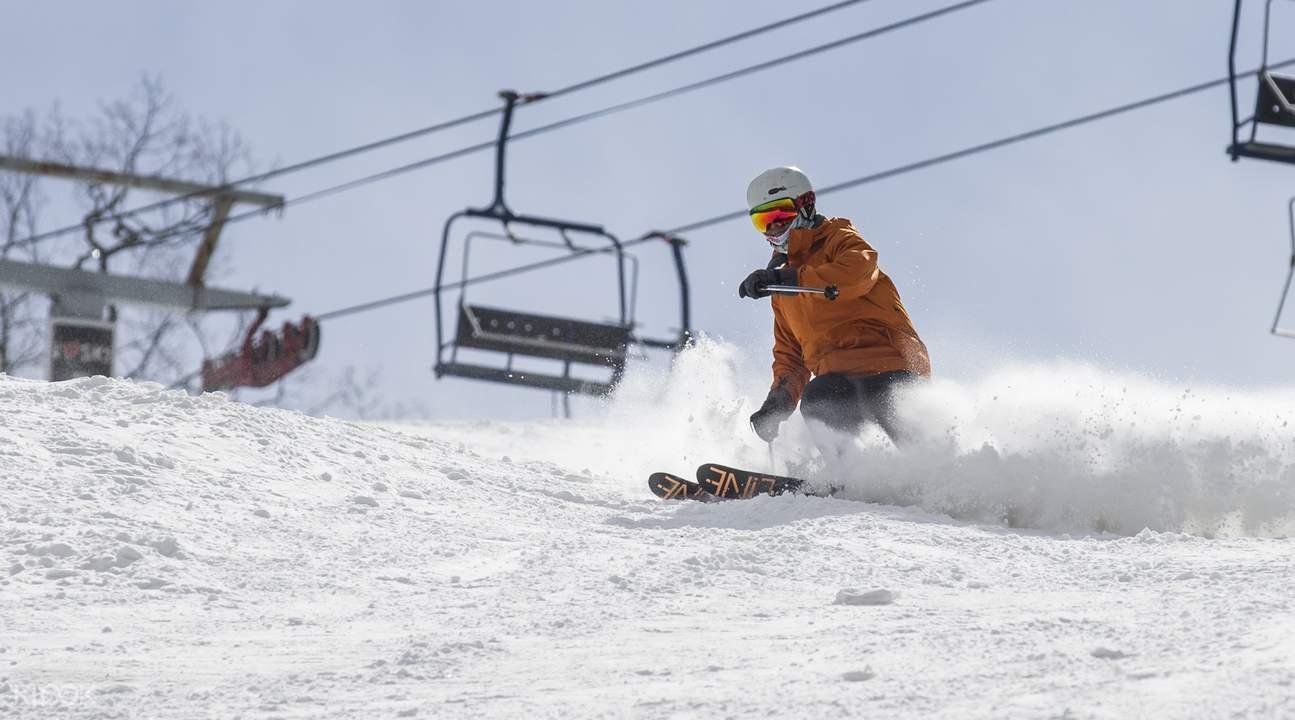Mount Creek skiing