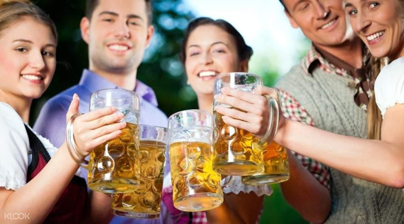 Bavarian beer