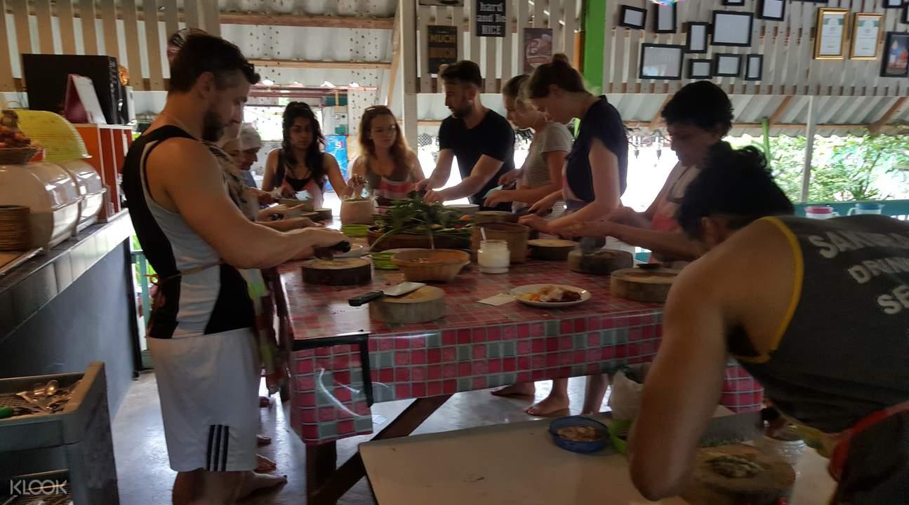 Napala泰式烹饪课堂