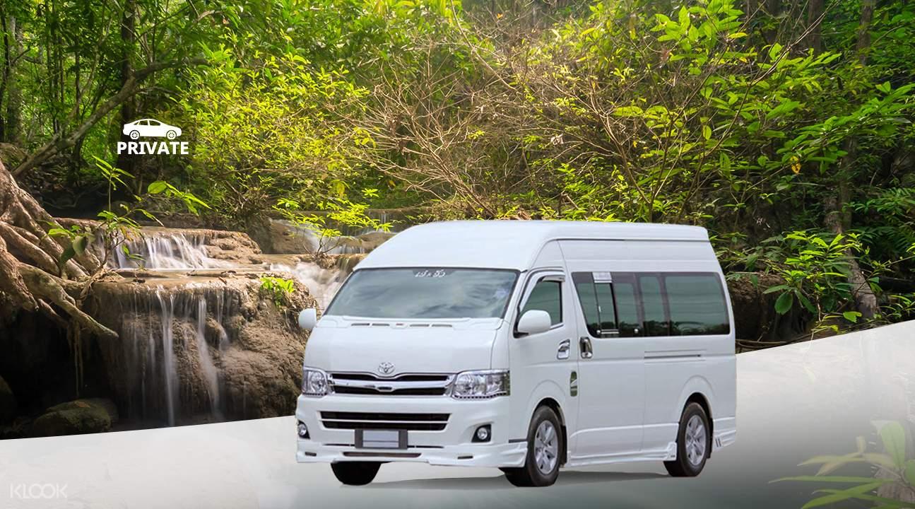 private car charter kanchanaburi