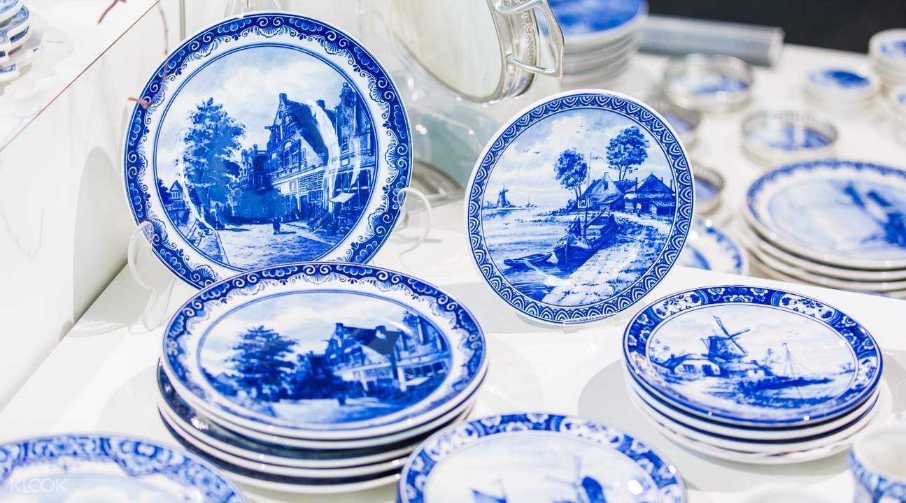 royal delft blue experience