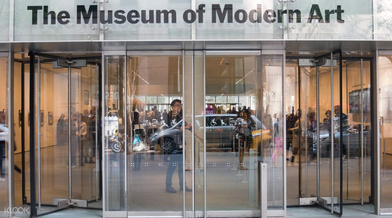 the museum of modern art admission