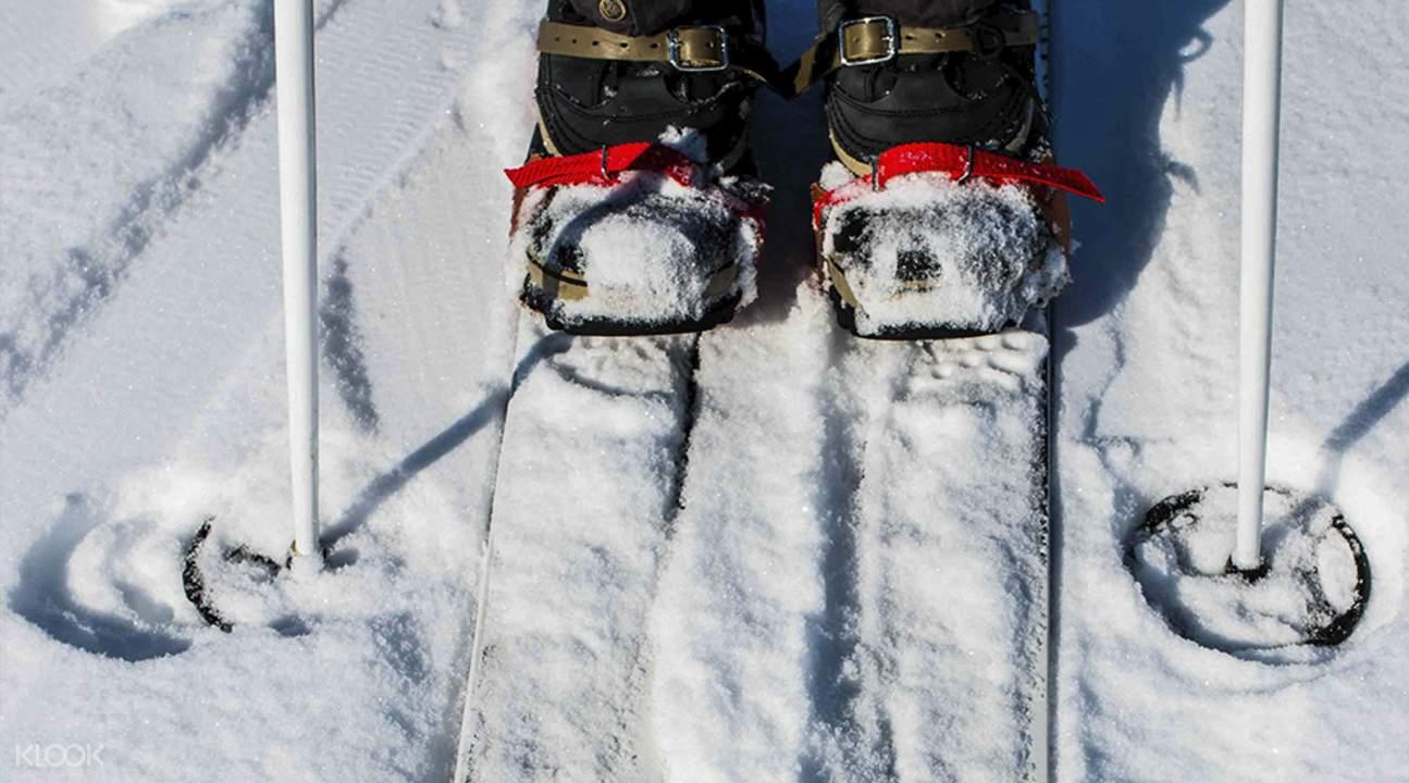 backcountry skiing rovaniemi finland