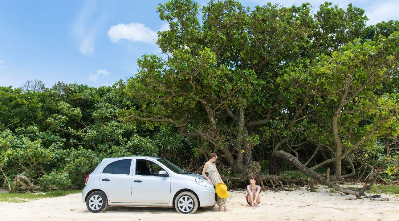 ishigaki island car rental, private car rental ishigaki island