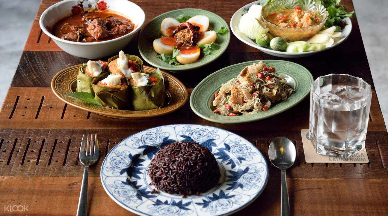 曼谷晚餐巡遊