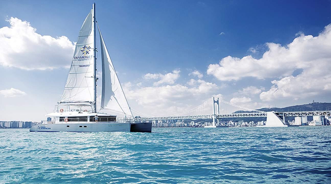 diamond bay cruise busan
