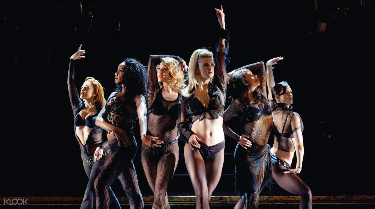 芝加哥百老匯音樂劇