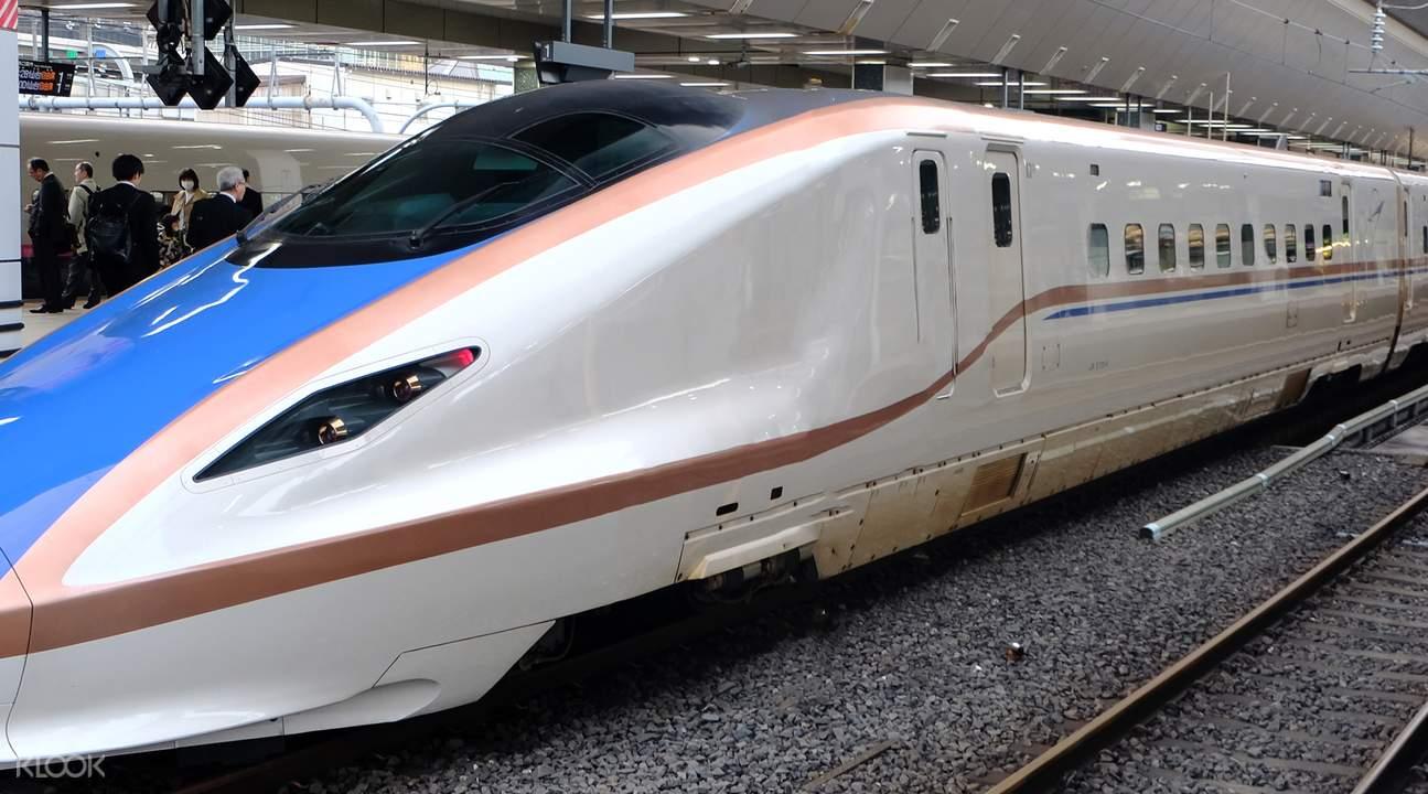 Fukuoka to Kumamoto shinkansen
