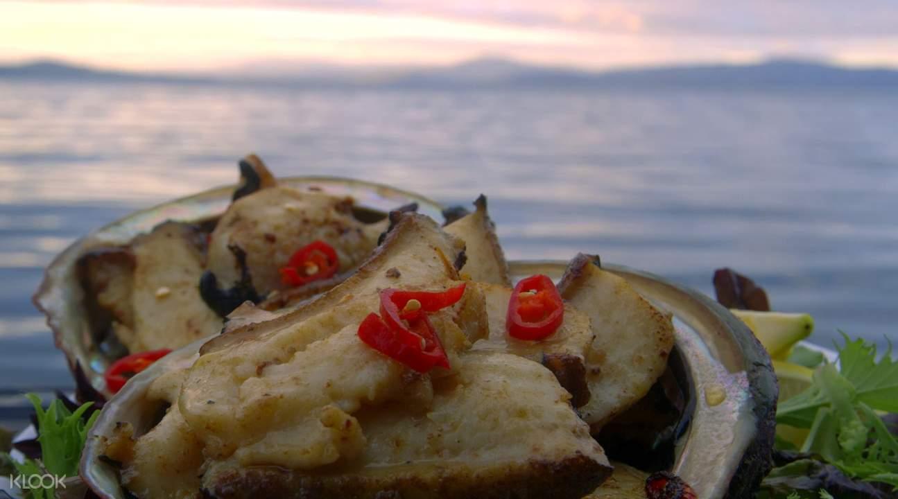 塔斯马尼亚海鲜盛宴游船之旅