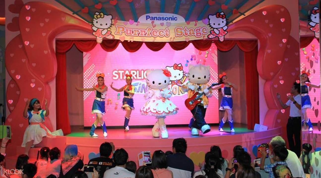 Hello Kitty主題樂園