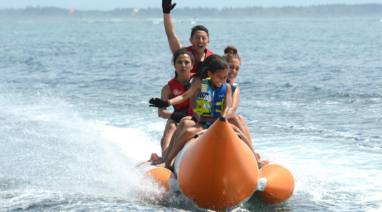 banana boat ride in nusa dua bali