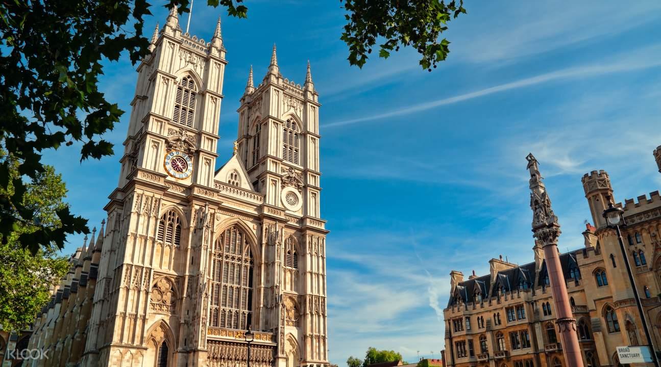倫敦全天觀光遊