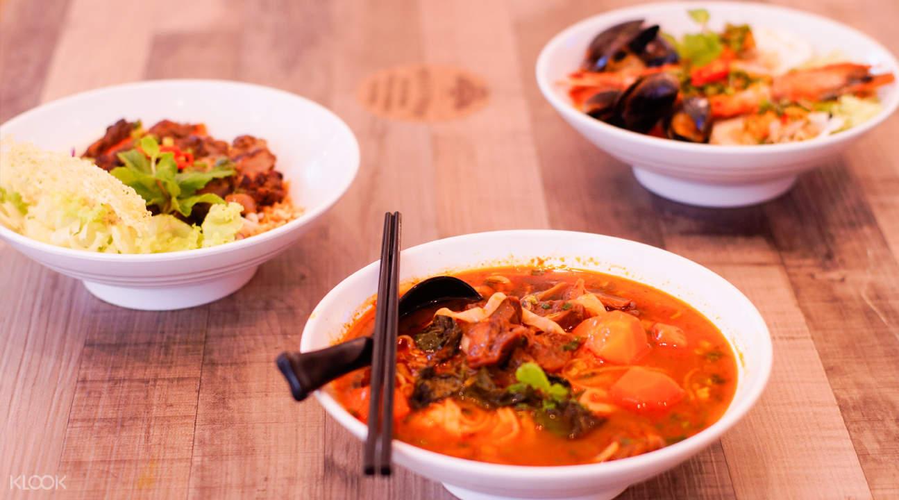 新加坡 安安越南小厨 - 新达城