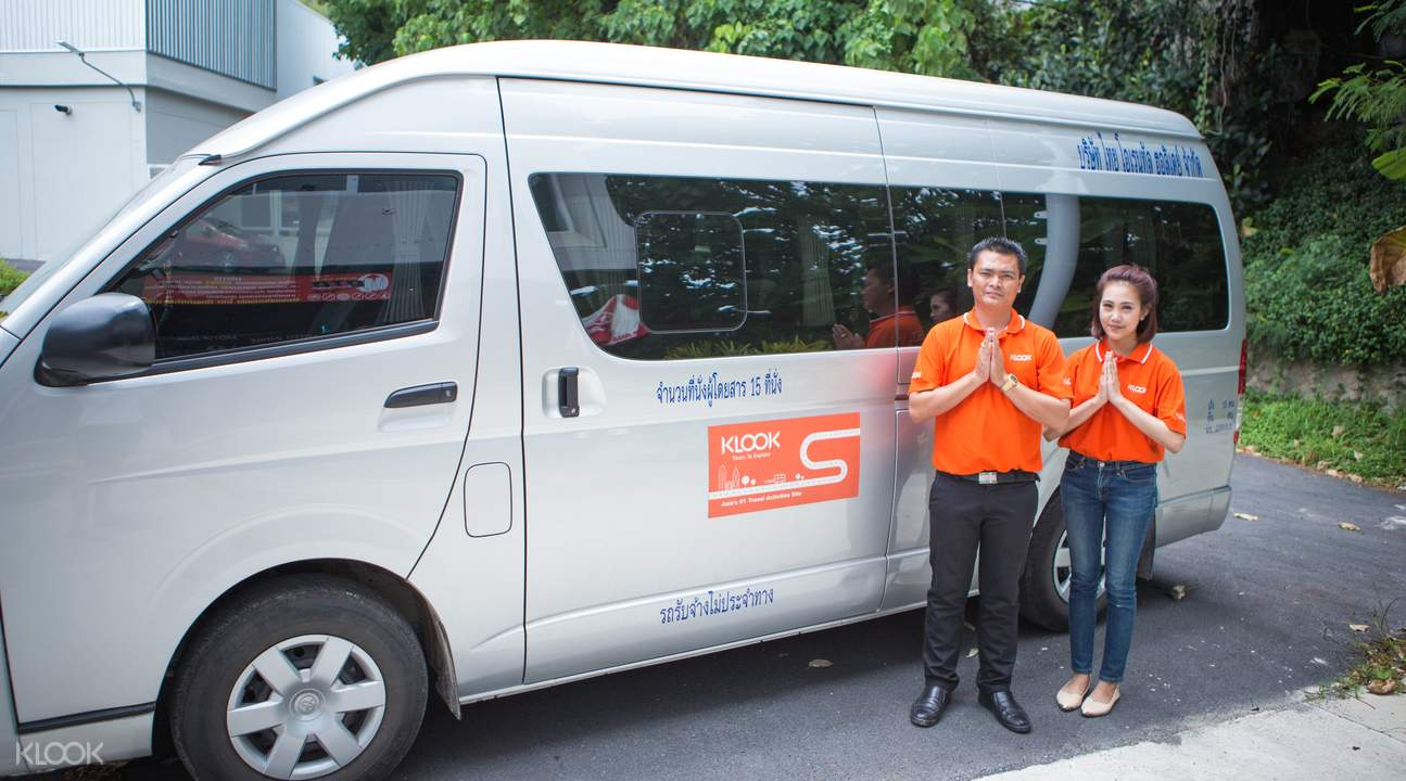 safari world Bangkok transfers