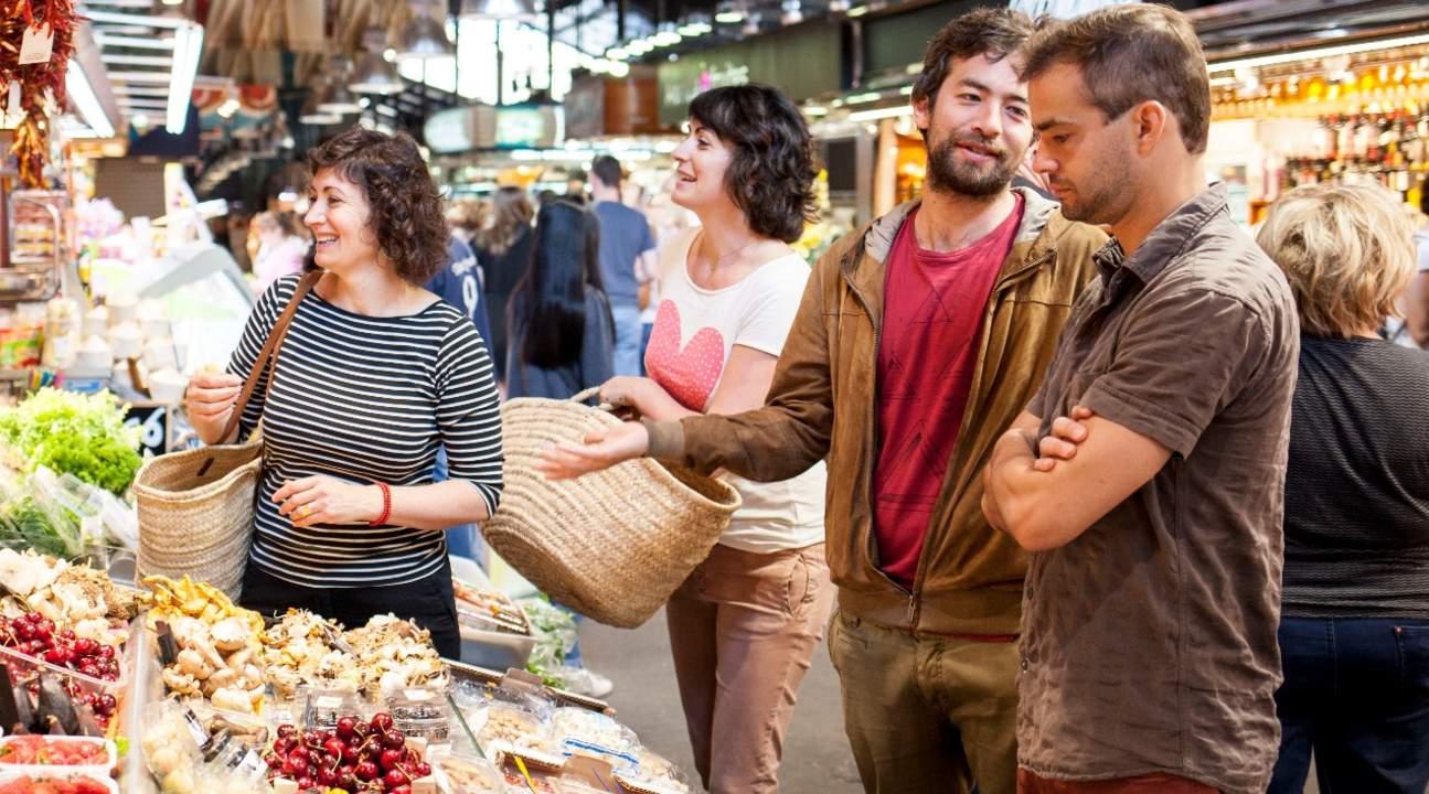 巴塞罗那波盖利亚市场