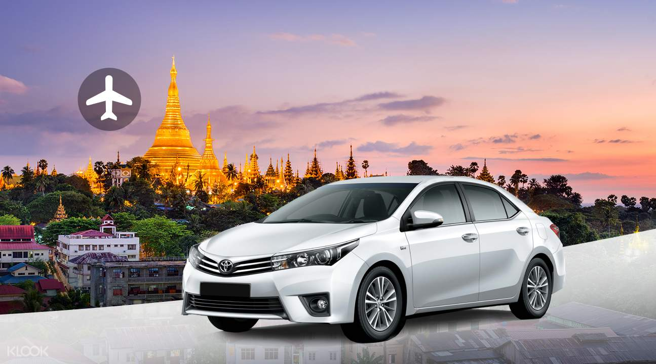 Yangon airport transfer