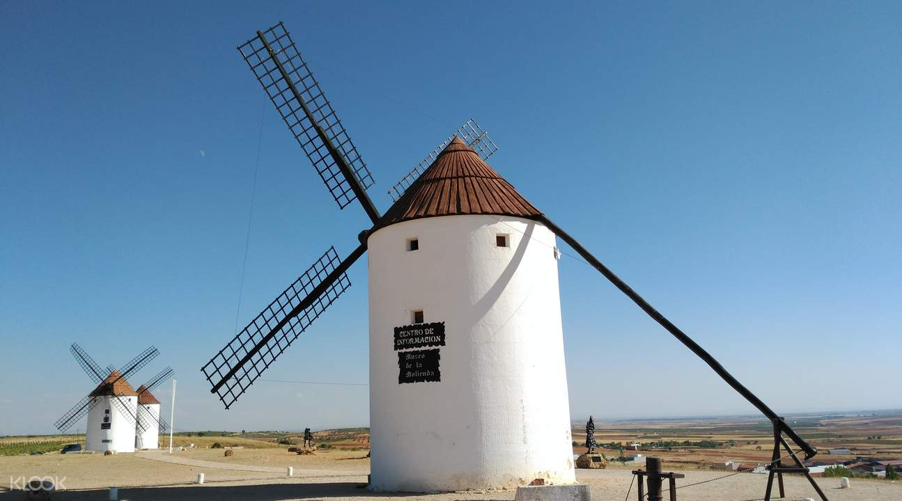 la mancha don quixote tour