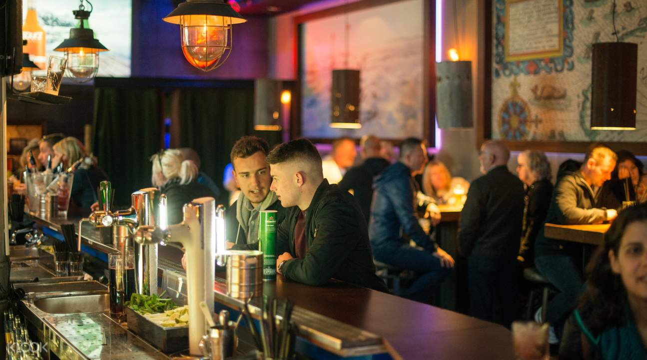 阿姆斯特丹酒吧吧台
