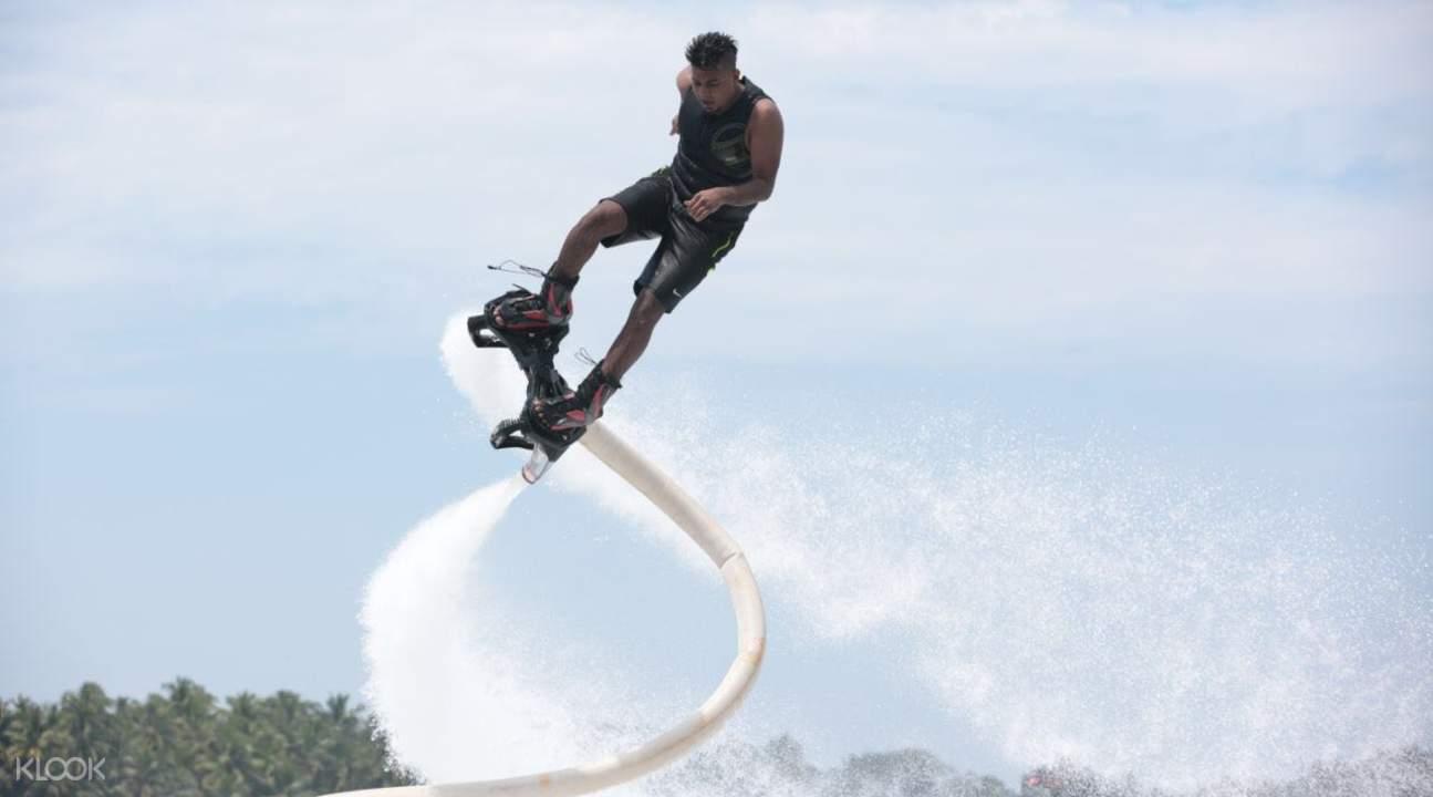 Flyboard tricks