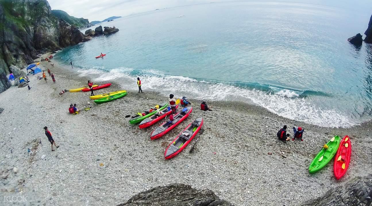 dong'ao kayaking