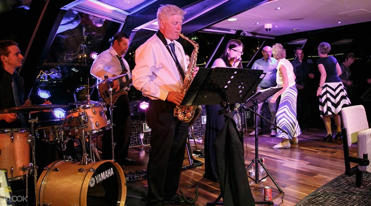 london showboat band