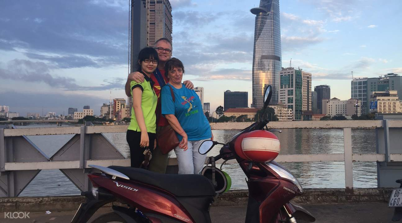 西贡摩托车之旅
