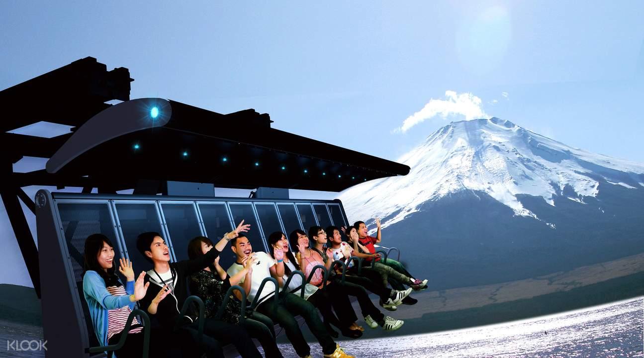 東京富士風情一日遊(河口湖、忍野八海、富士山五合目)
