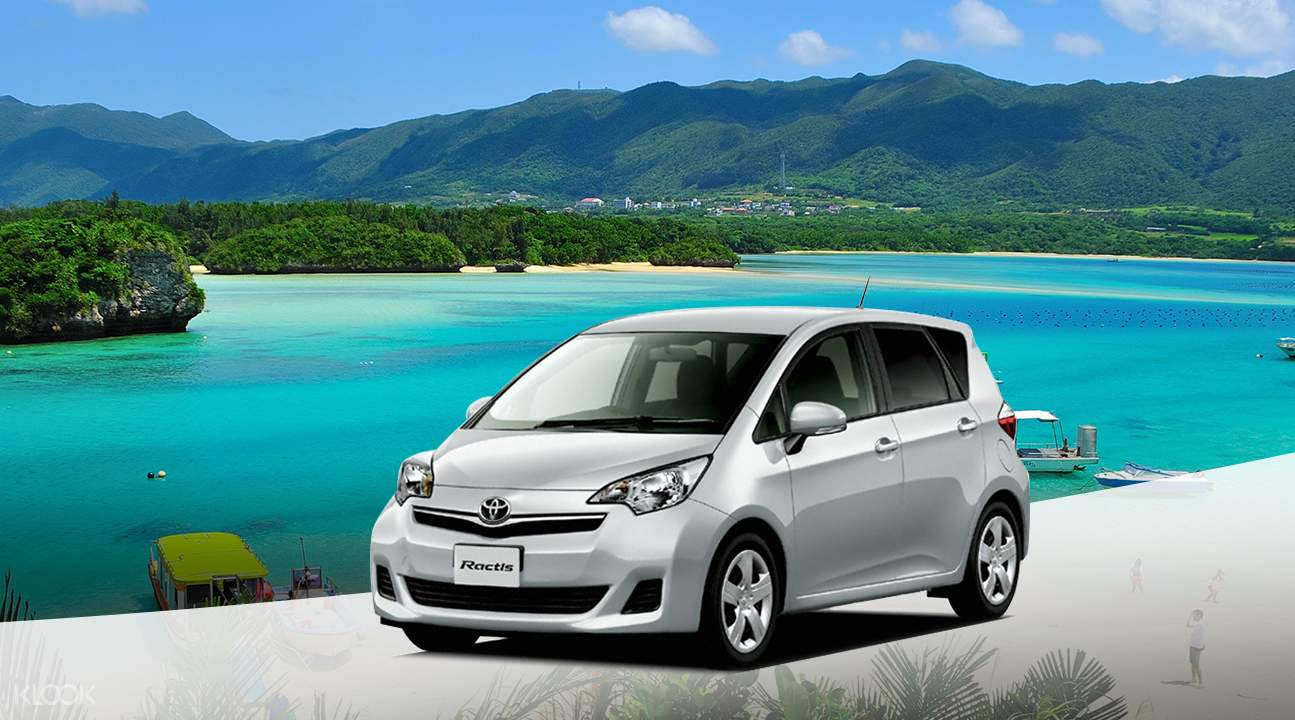 Toyota Rent-A-Car in Okinawa Japan