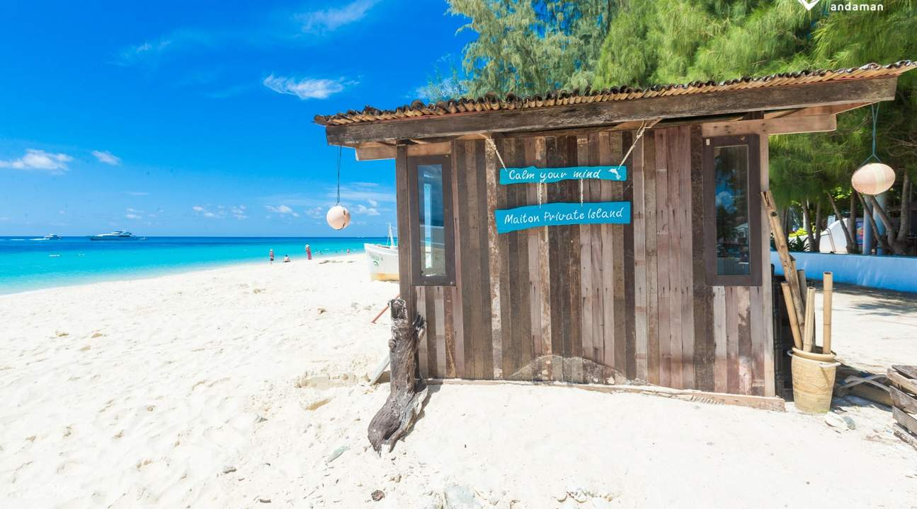 maiton island beaches