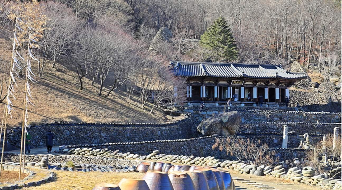 河東道人村