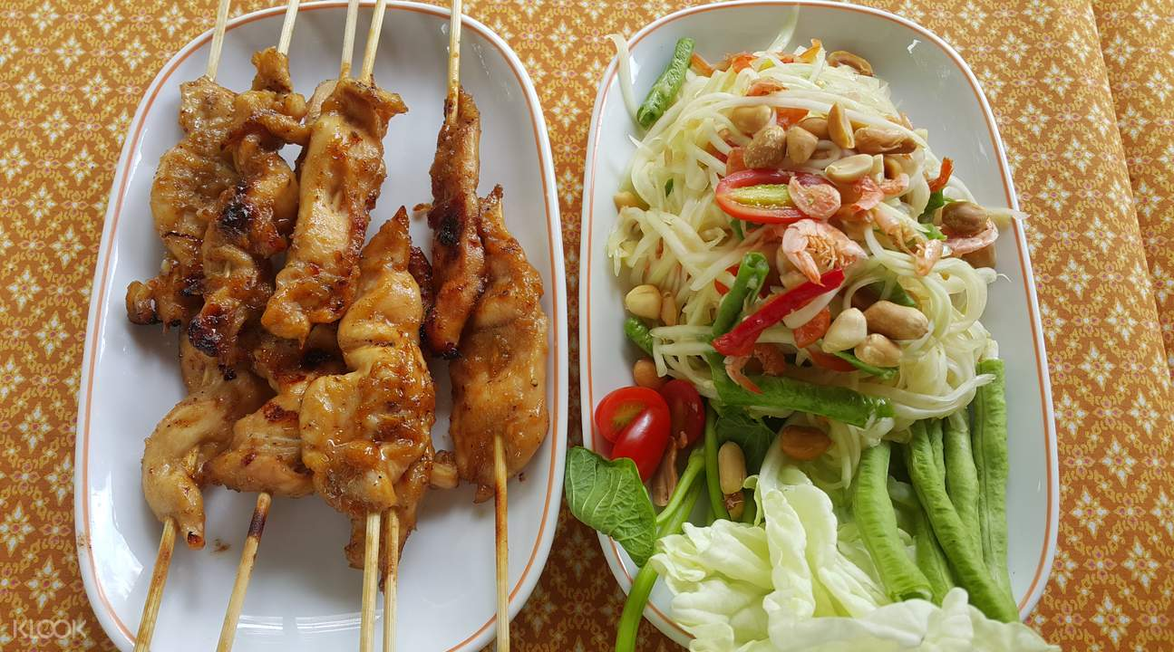 曼谷烹饪课堂