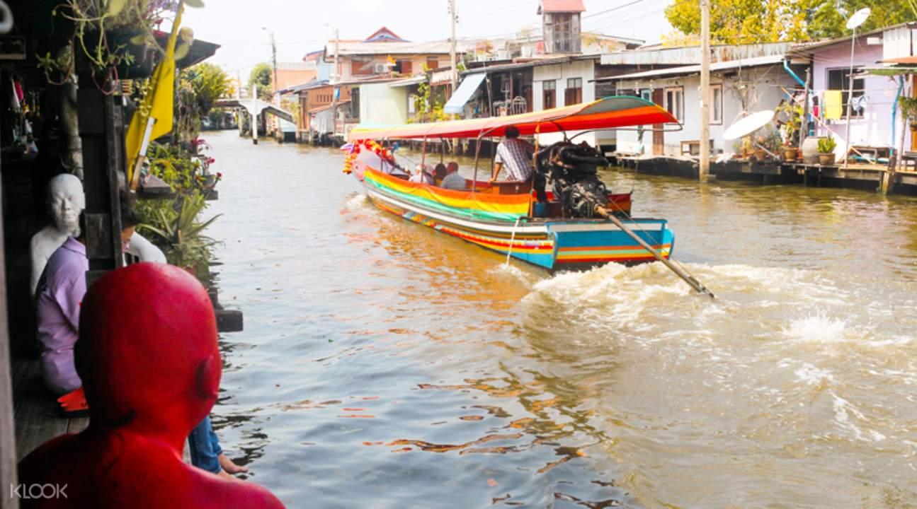 曼谷美食发现一日游