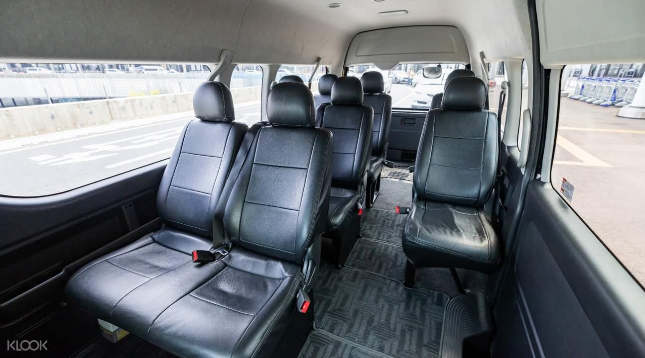 优质的车内环境,舒适的乘车体验