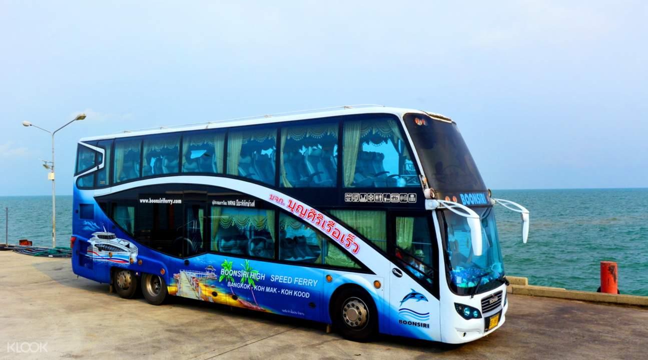 曼谷 巴士