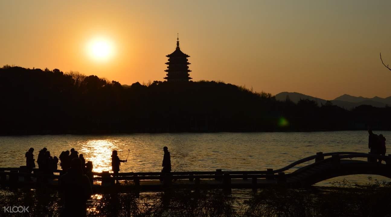 杭州西湖一日遊
