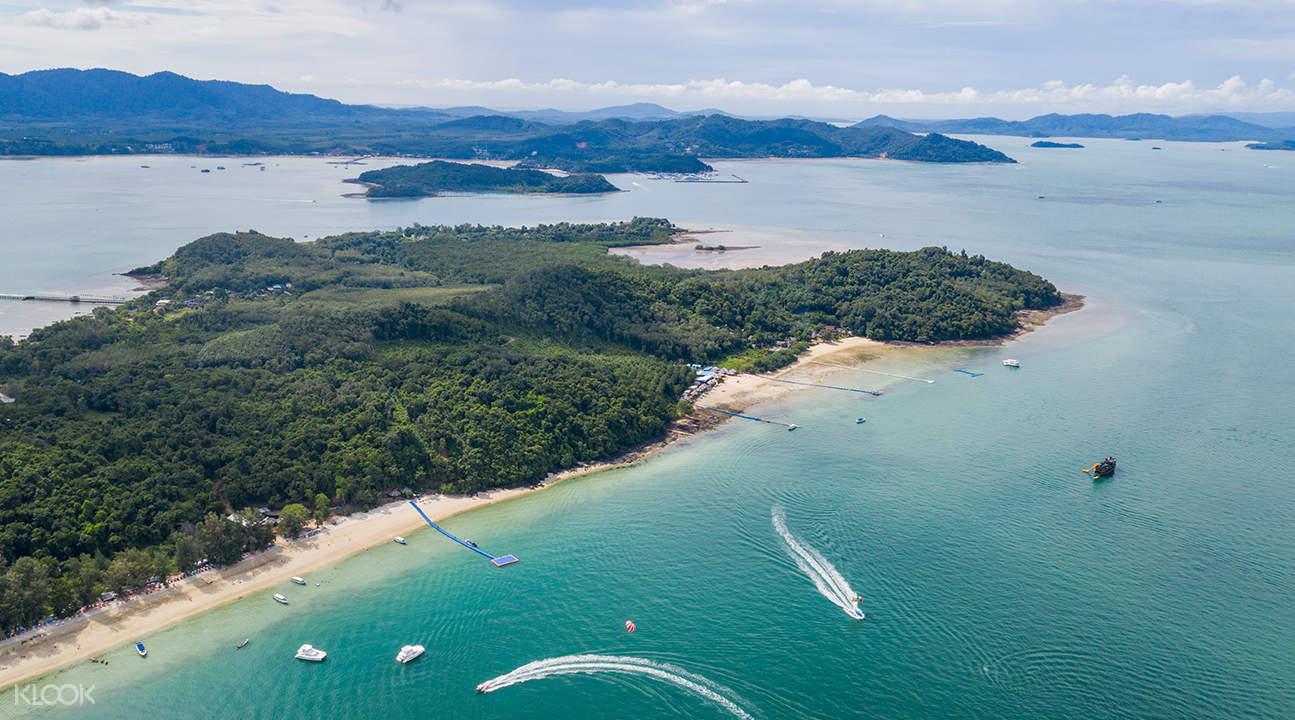 Phang Nga Bay travel