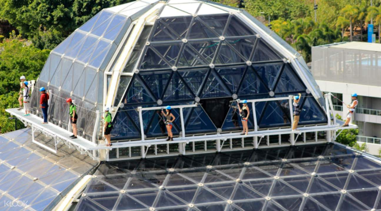 凱恩斯室內穹頂野生動物園門票