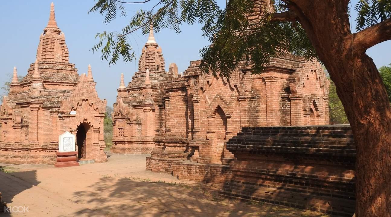 緬甸蒲甘Bagan佛塔寺廟私人團半日遊
