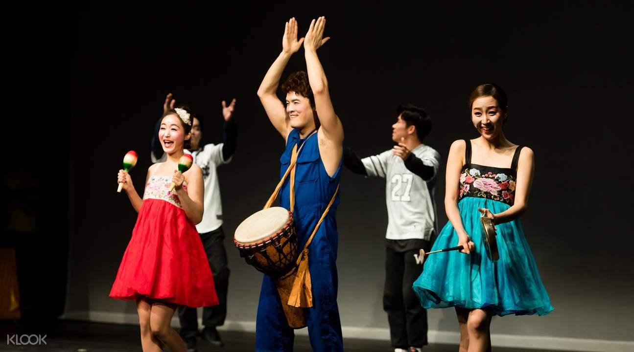 Fanta-Stick Traditional Drumming