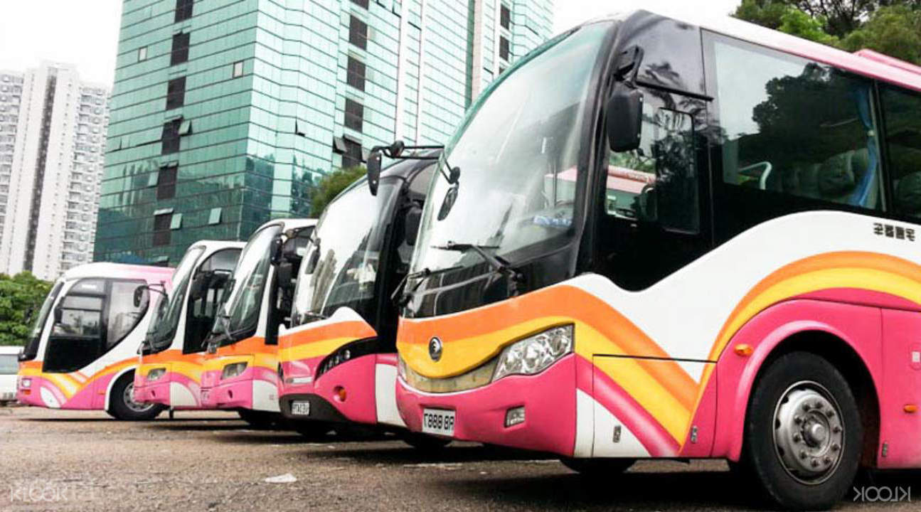Image result for buses in hong kong